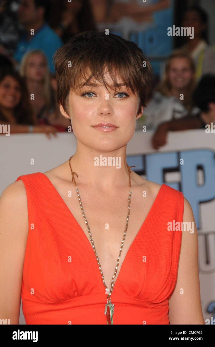 Up megan boone step Why Is