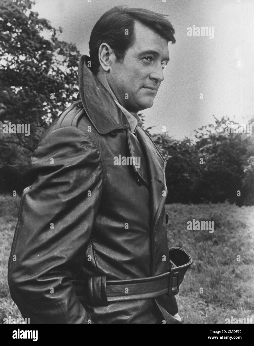 ROCK HUDSON 1968.Darling Lili.still.Supplied by   Photos, inc.(Credit Image: © Supplied By Globe Photos, - Stock Image