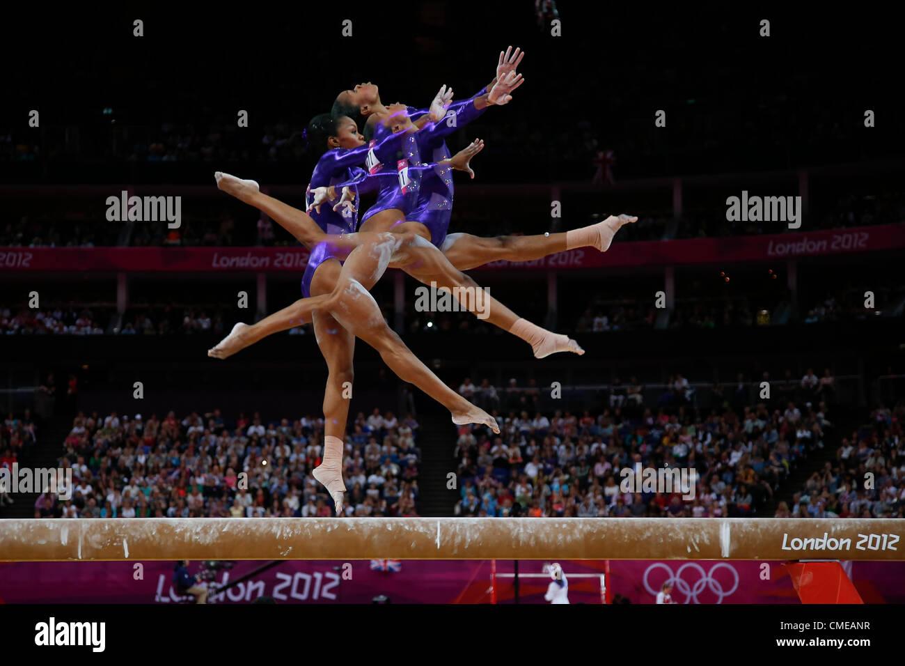 Gabby Douglas Beam Leap Www Pixshark Com Images