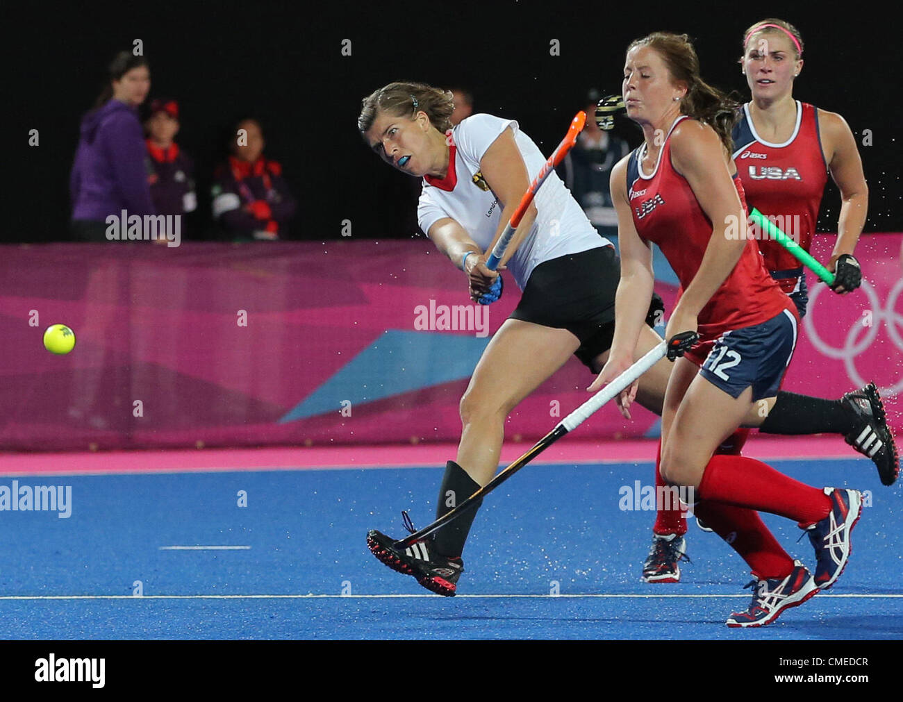 Natascha Keller Olympic medal