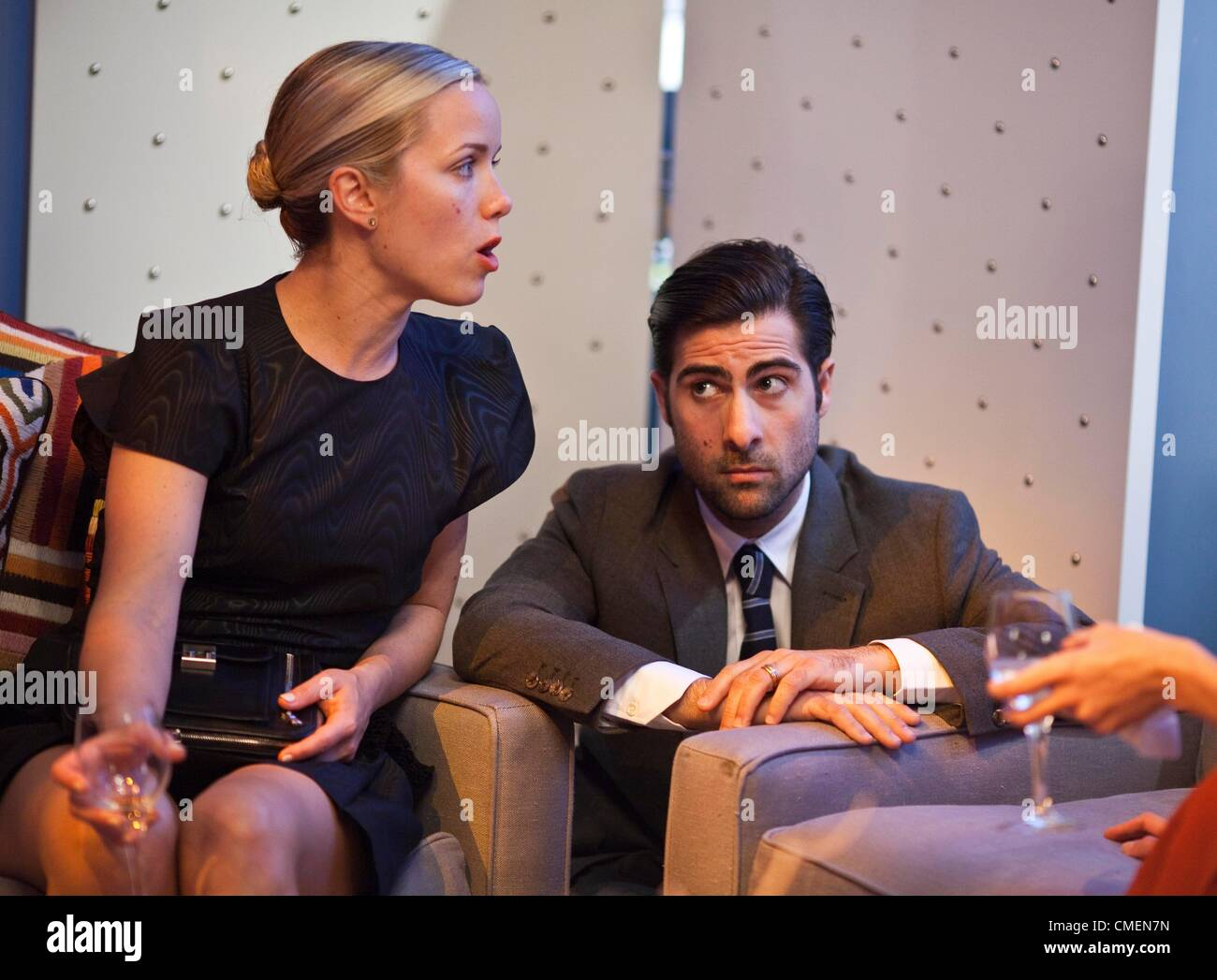 Jason Schwartzman Wife High Resolution Stock Photography And Images Alamy