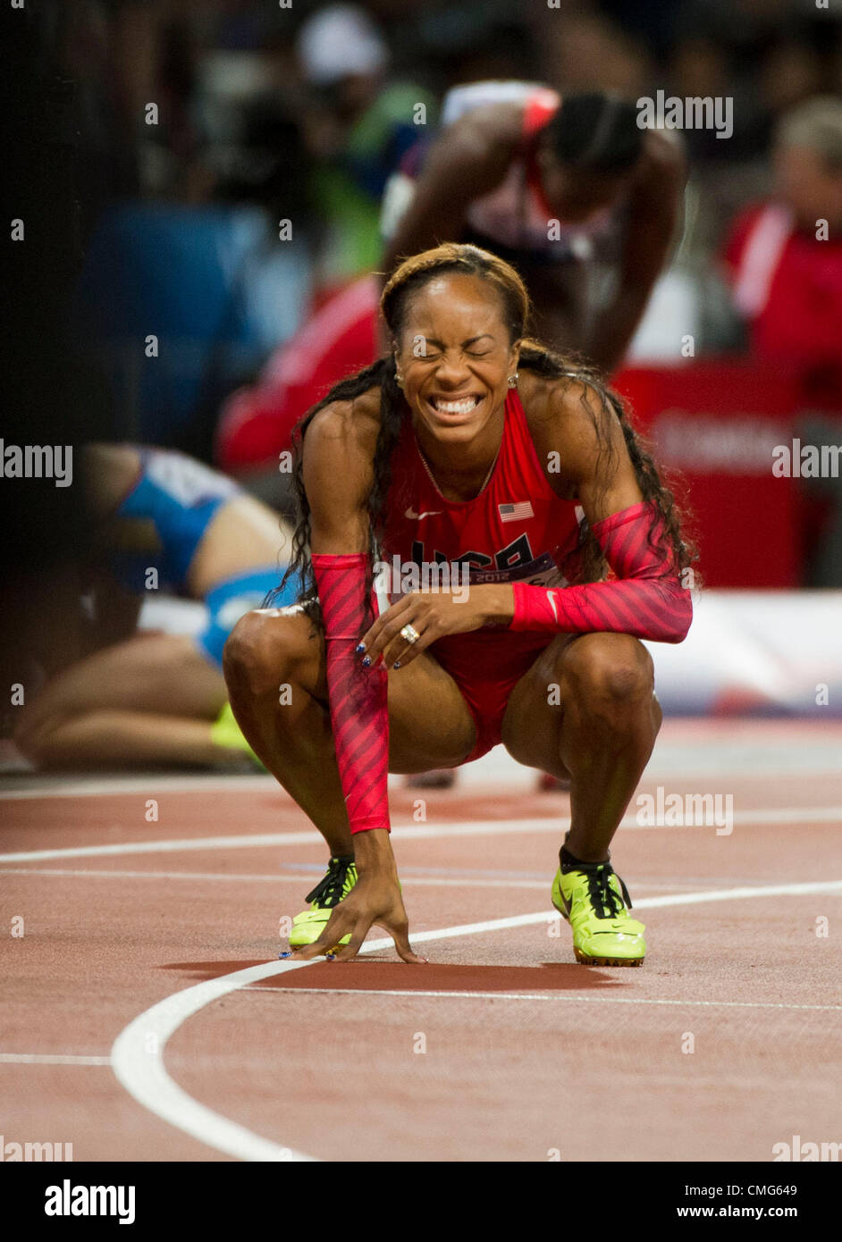 Sanya Richards-Ross 5 Olympic medals Sanya Richards-Ross 5 Olympic medals new images