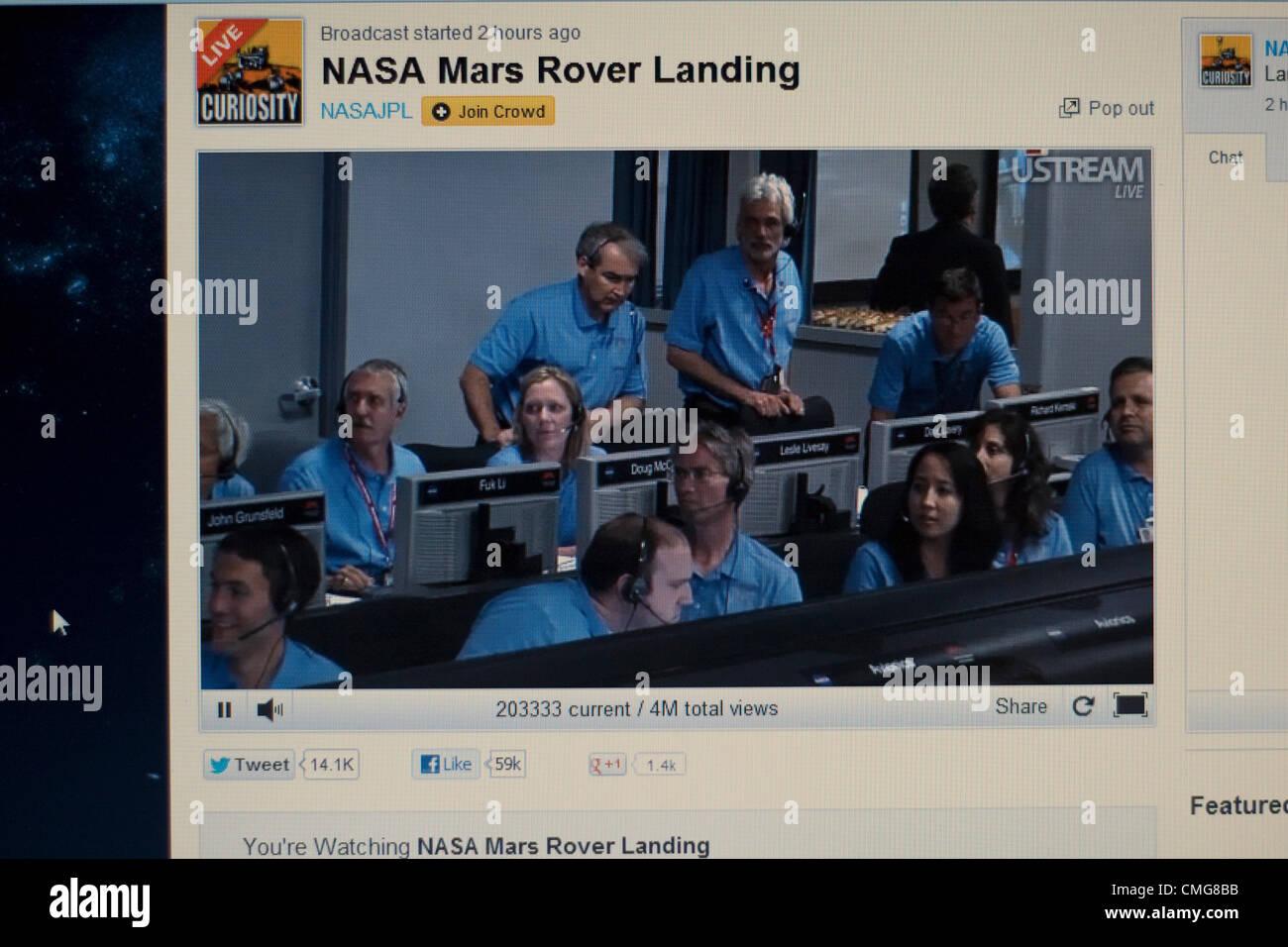 live news mars landing - photo #40