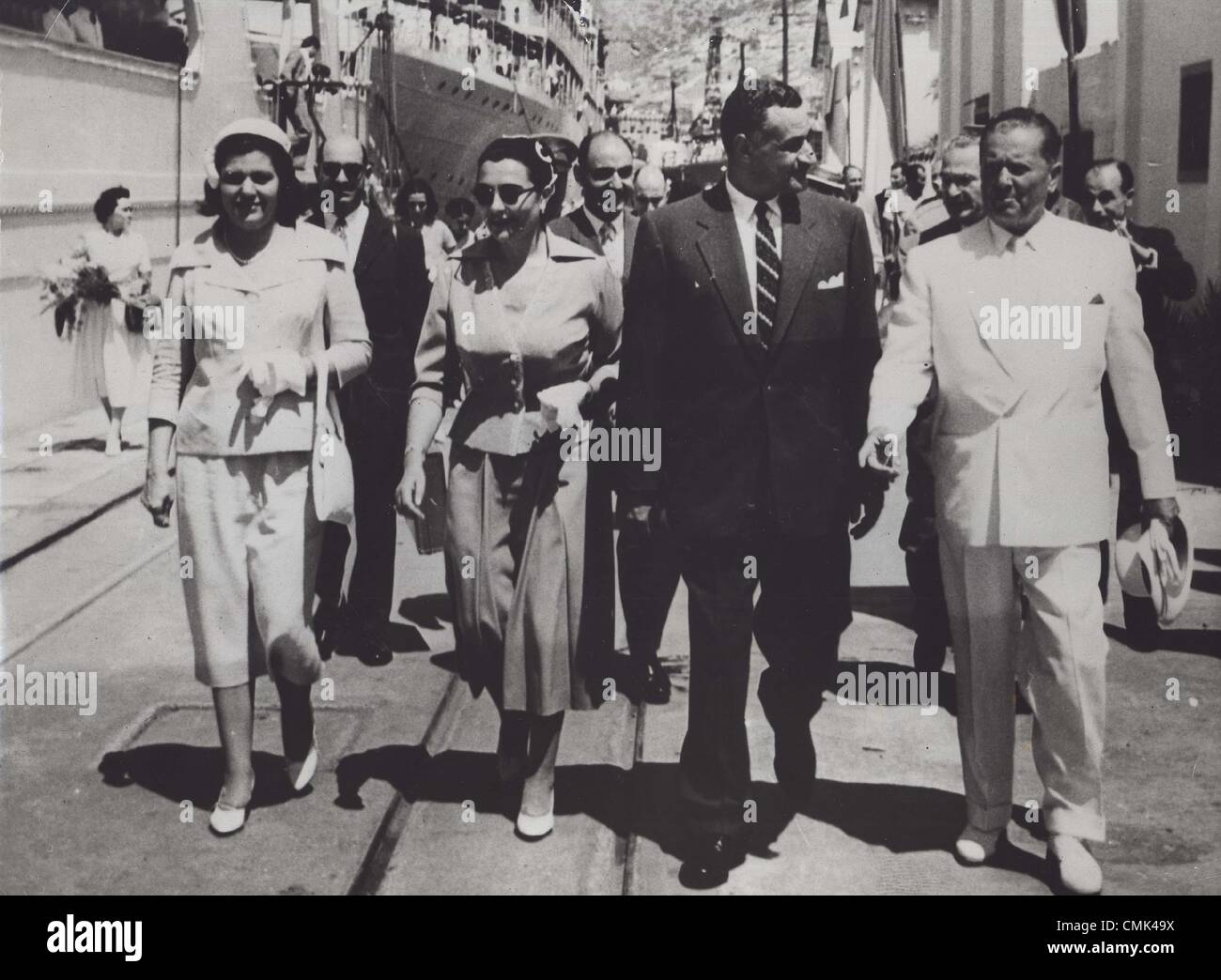 GAMAL ABDEL NASSER.Gamal Abdel Nasser Hussein was the second President of Egypt from 1956 until his death.(Credit - Stock Image