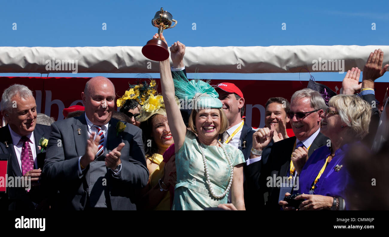 Melbourne Cup Stock Photos & Melbourne Cup Stock Images - Alamy