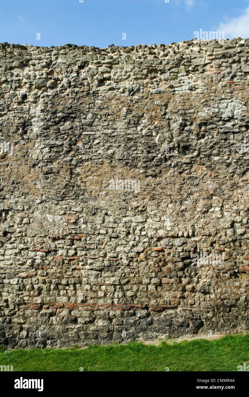 London Wall. At Tower Hill. London Uk HOMER SYKES - Stock Image