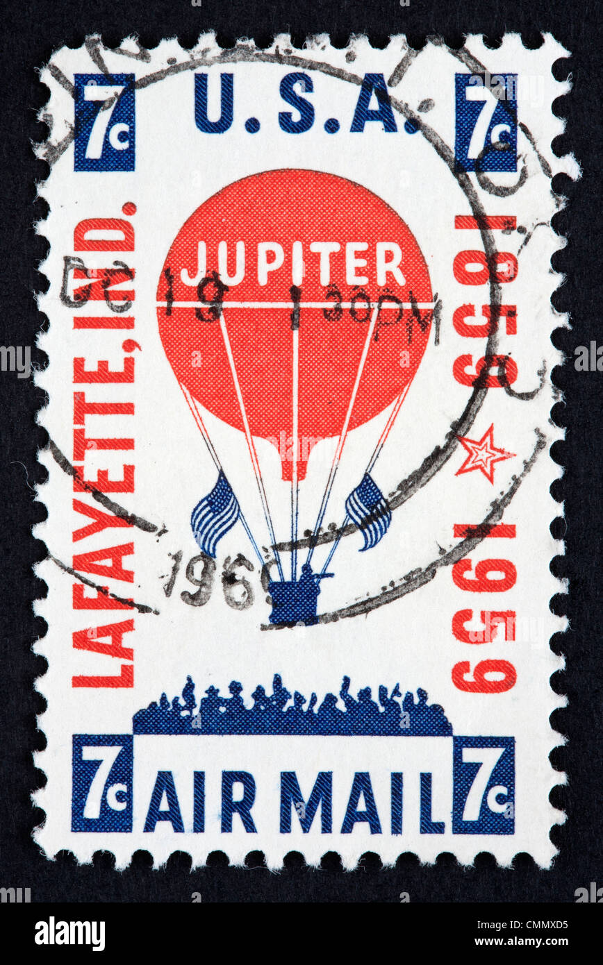 Us Postage Stamp Air Mail Stock Photos Amp Us Postage Stamp Air Mail Stock Images Alamy