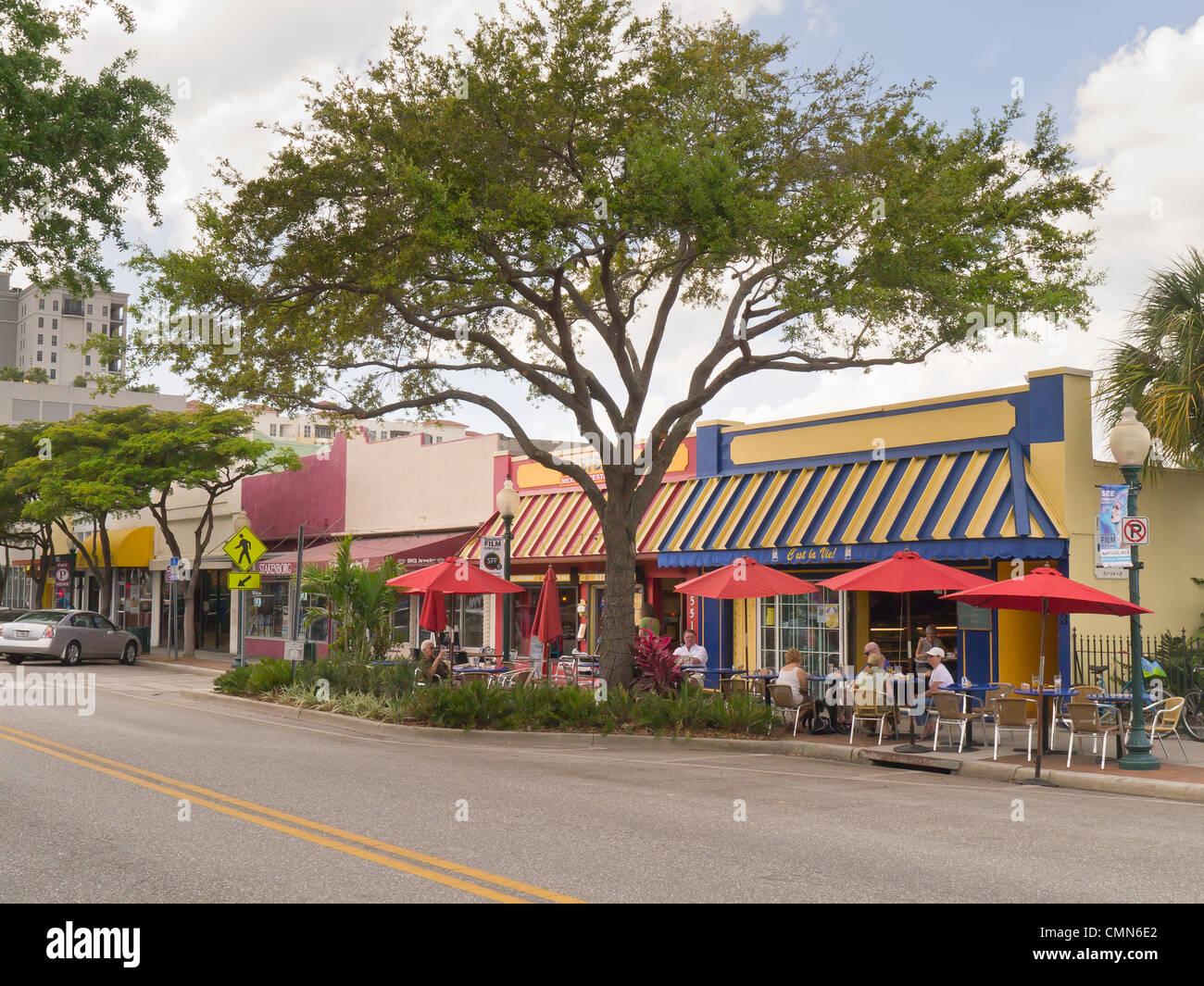 City Center Cafe Sarasota