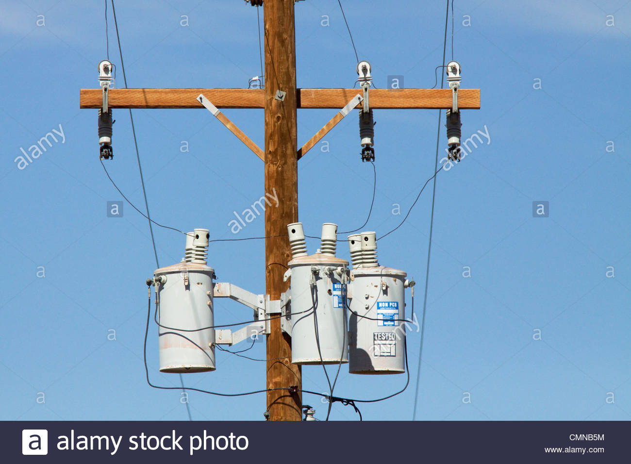 Three Phase Electric Power Stock Photos & Three Phase Electric Power ...