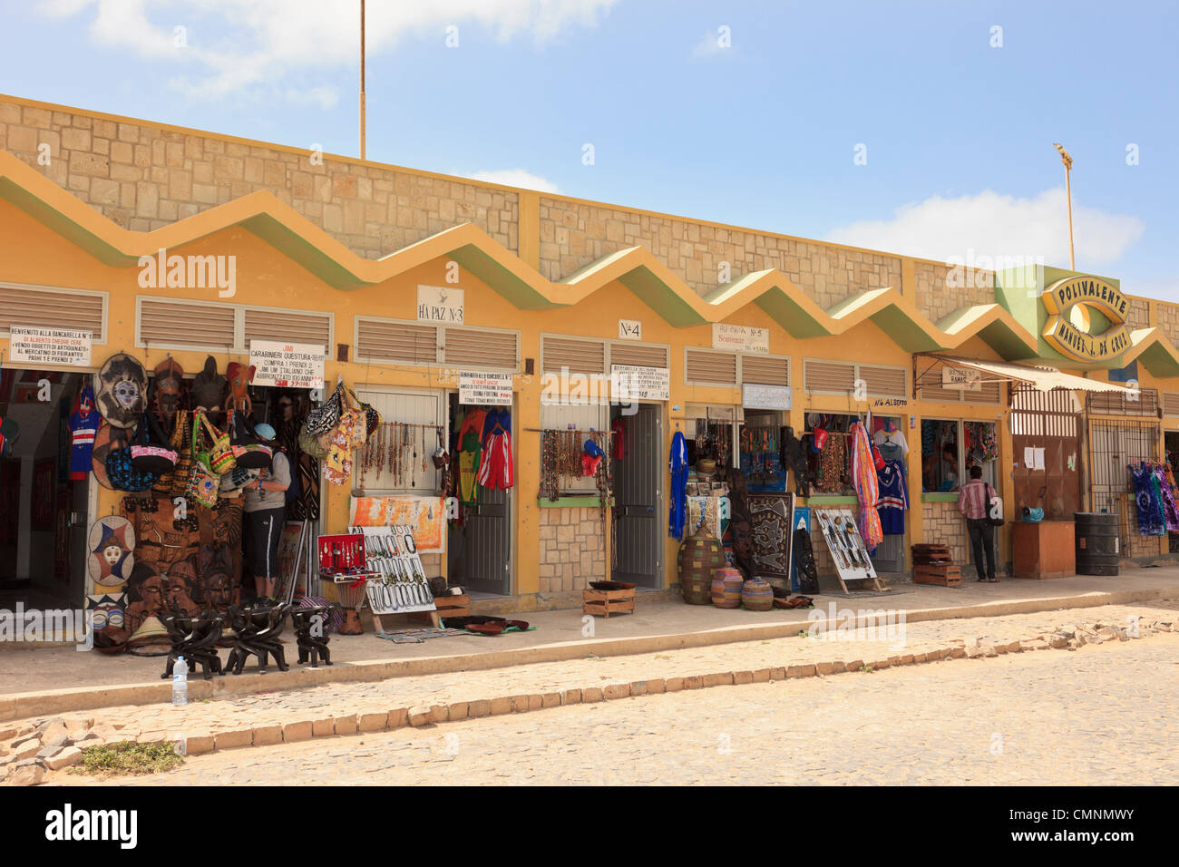 Gift And Souvenir Shops Owned By Local Traders In The City Sal
