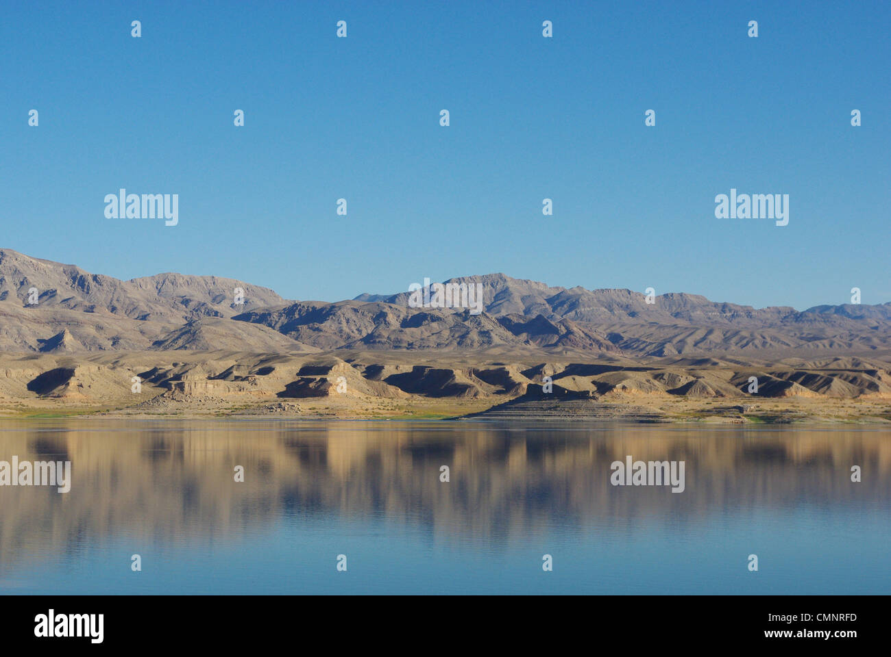 Lake Mead, Nevada Stock Photo
