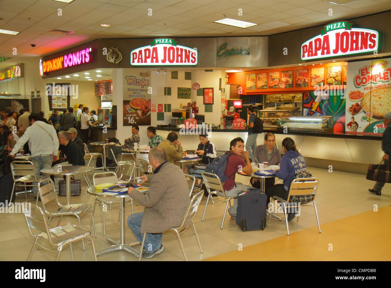 International Plaza Food Court