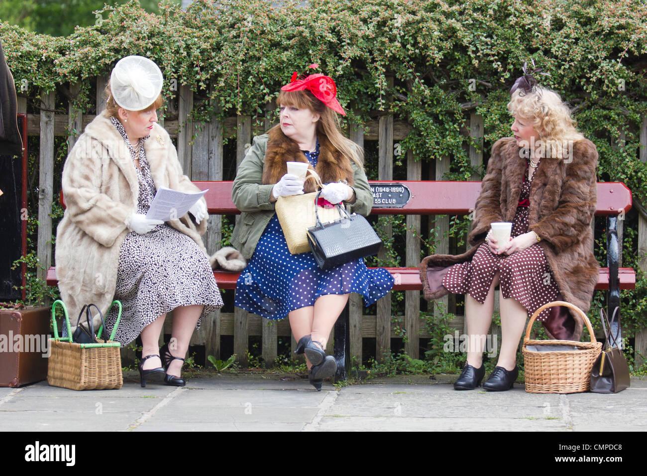 Old ladies club