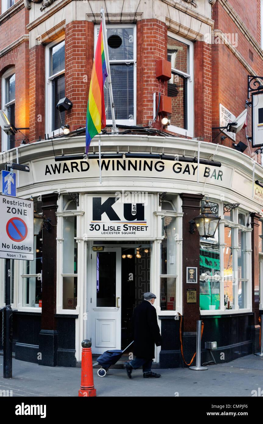 Friendly Gay Bar