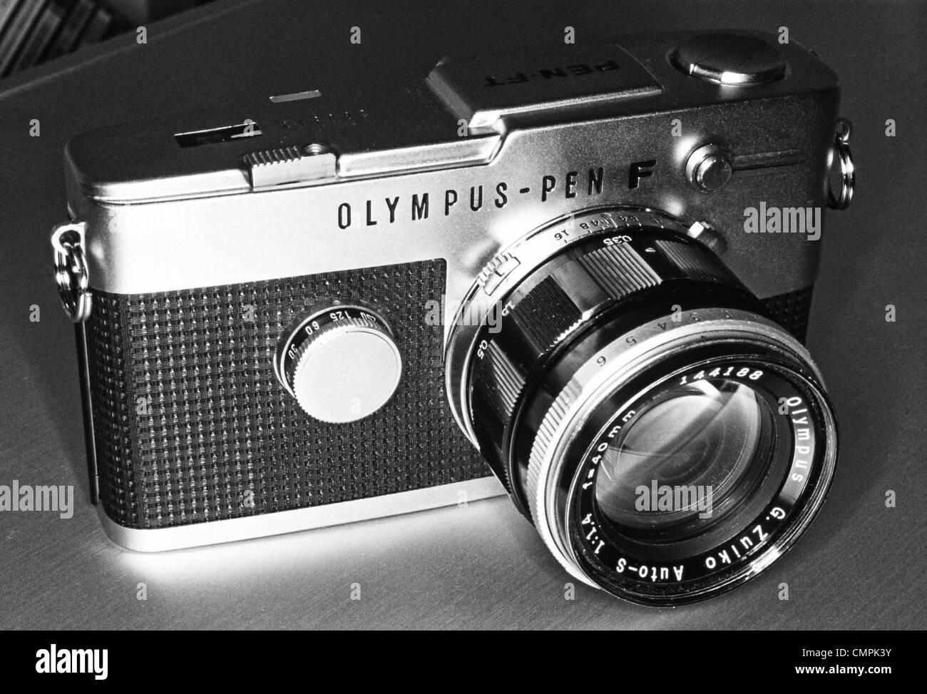 Olympus - Pen FT - Stock Image