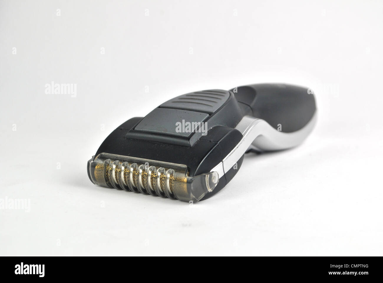 electric trimmer - Stock Image
