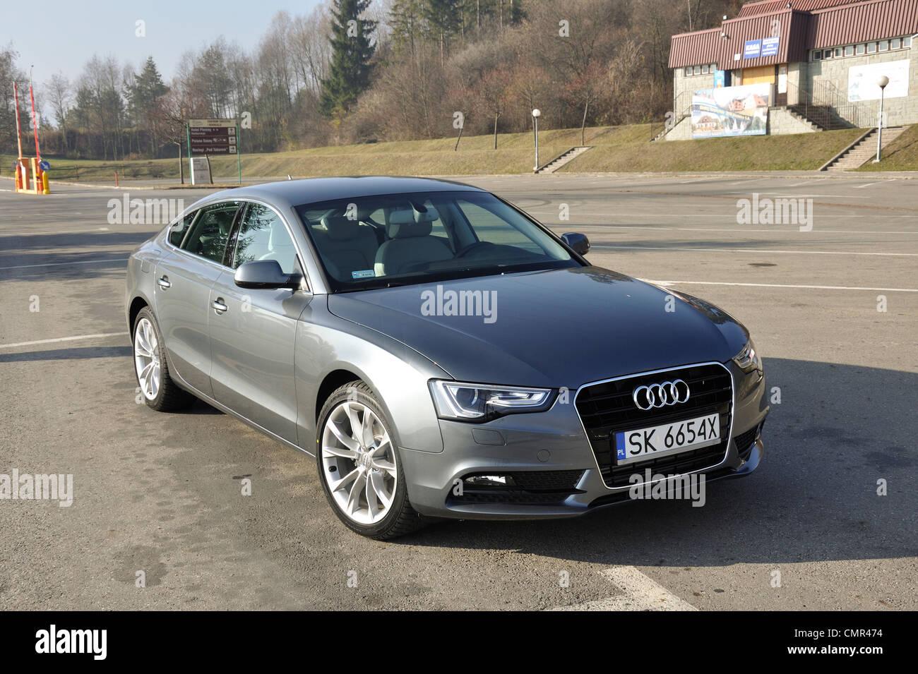 Kelebihan Audi A5 2007 Spesifikasi