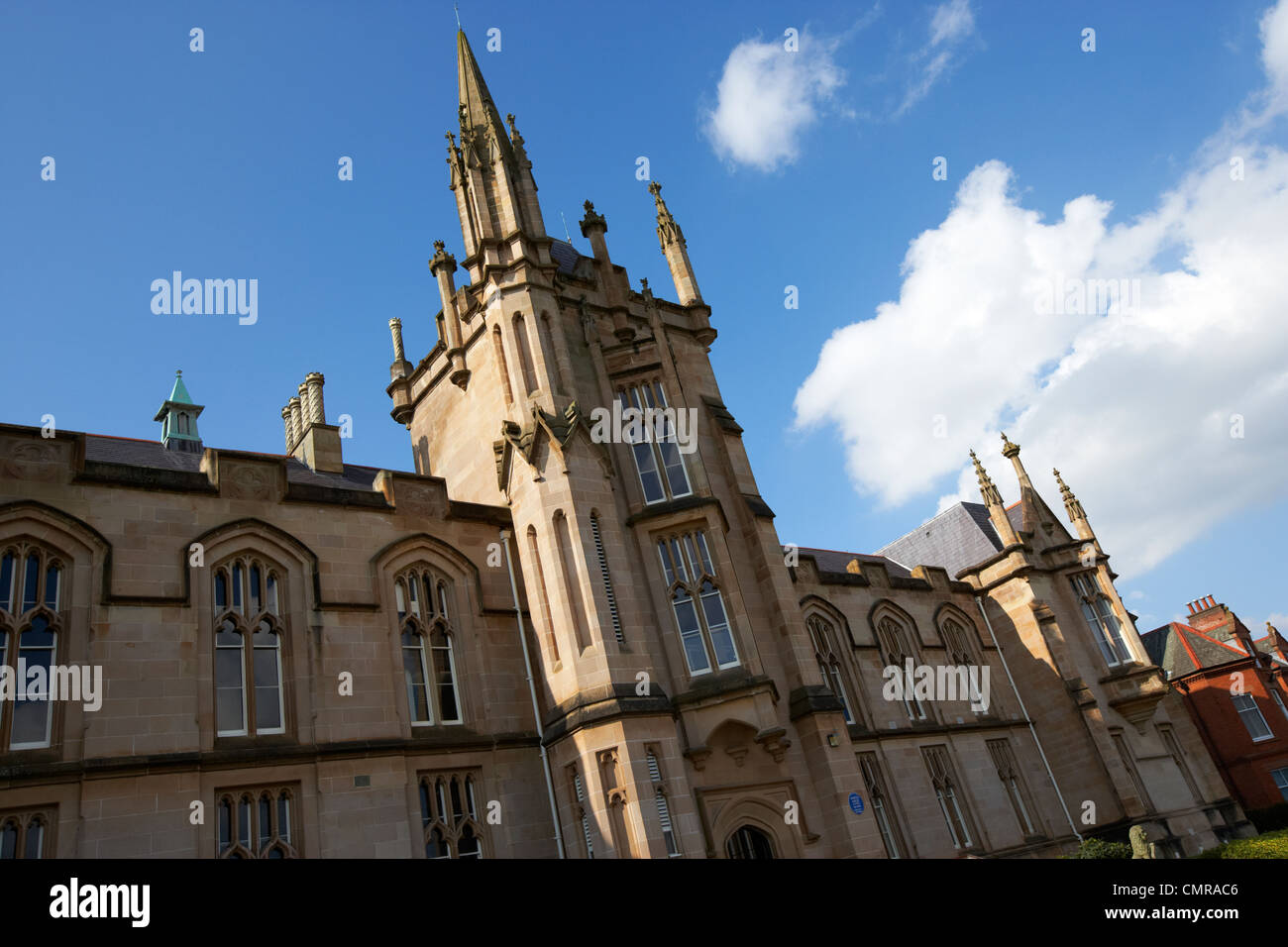 University of Ulster magee college building in Derry city county londonderry northern ireland uk. - Stock Image