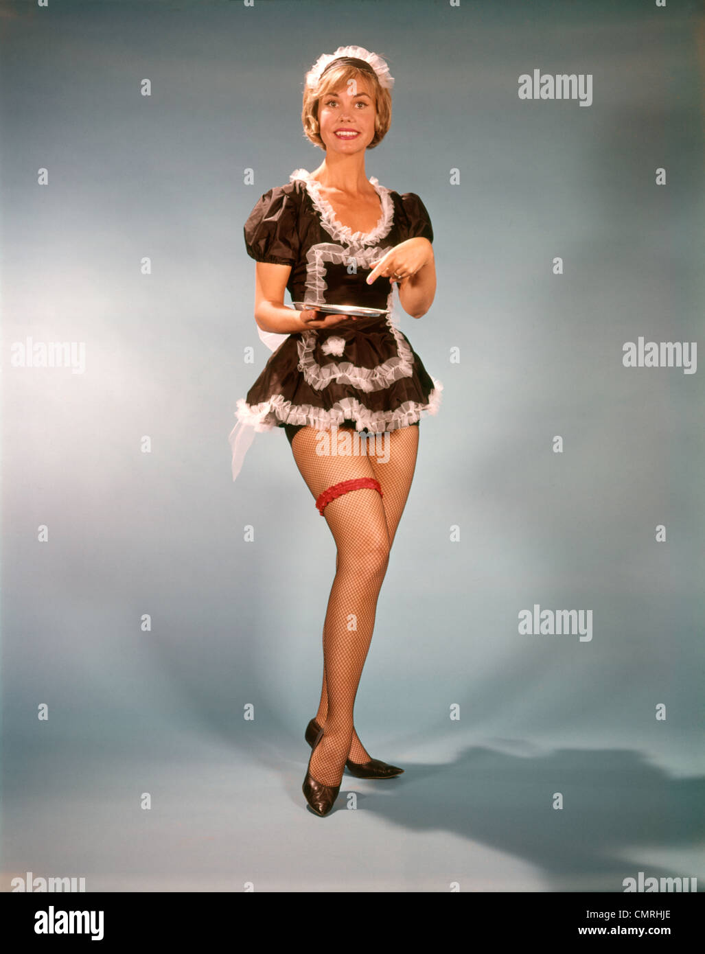 French Maid Photo