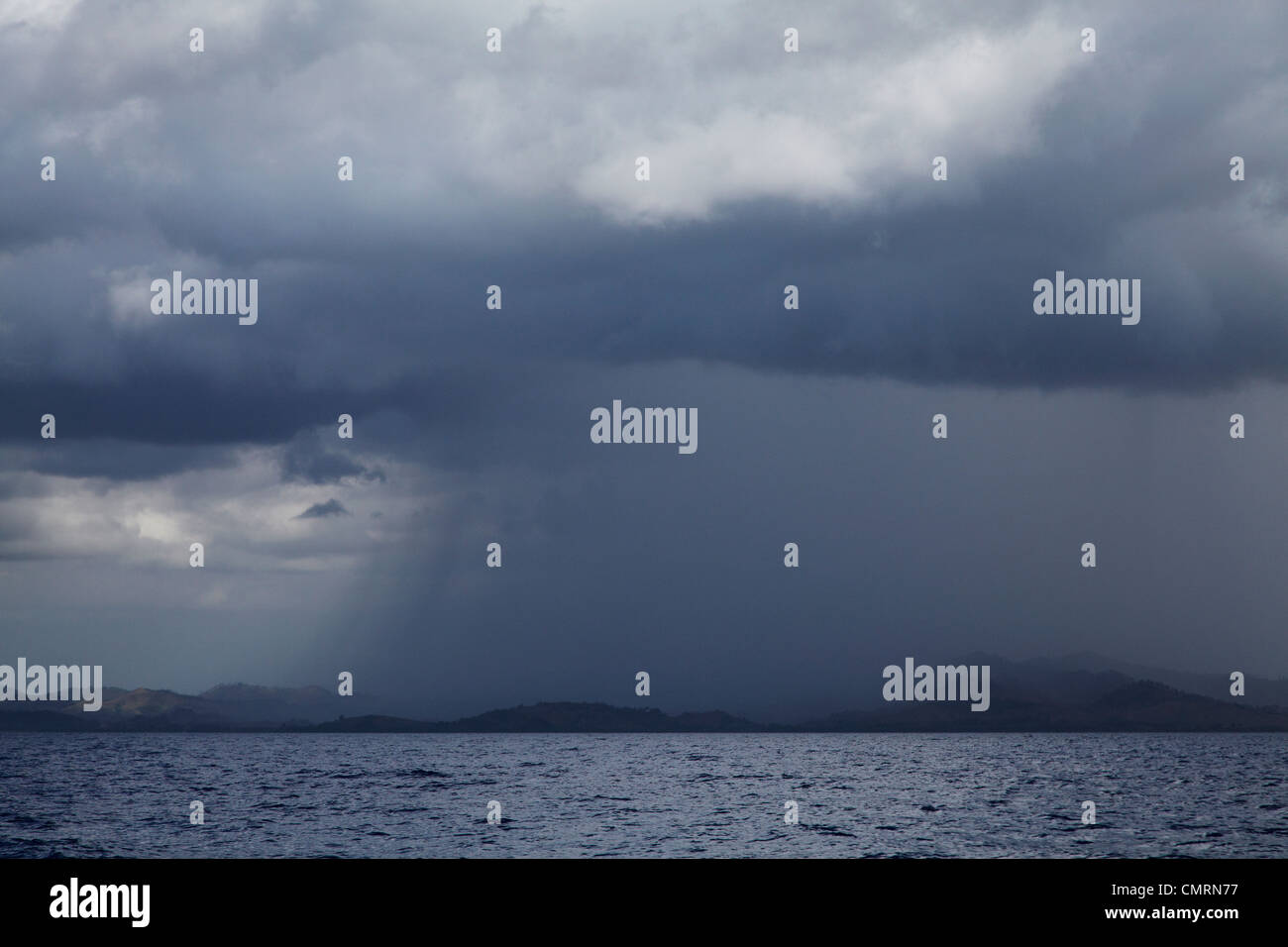 Tropical Rain Storm Stock Photos & Tropical Rain Storm Stock