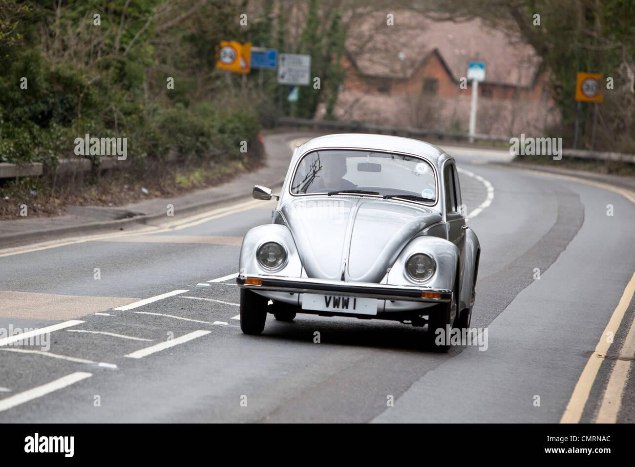 Volkswagen Beetle type 1 - Stock Image