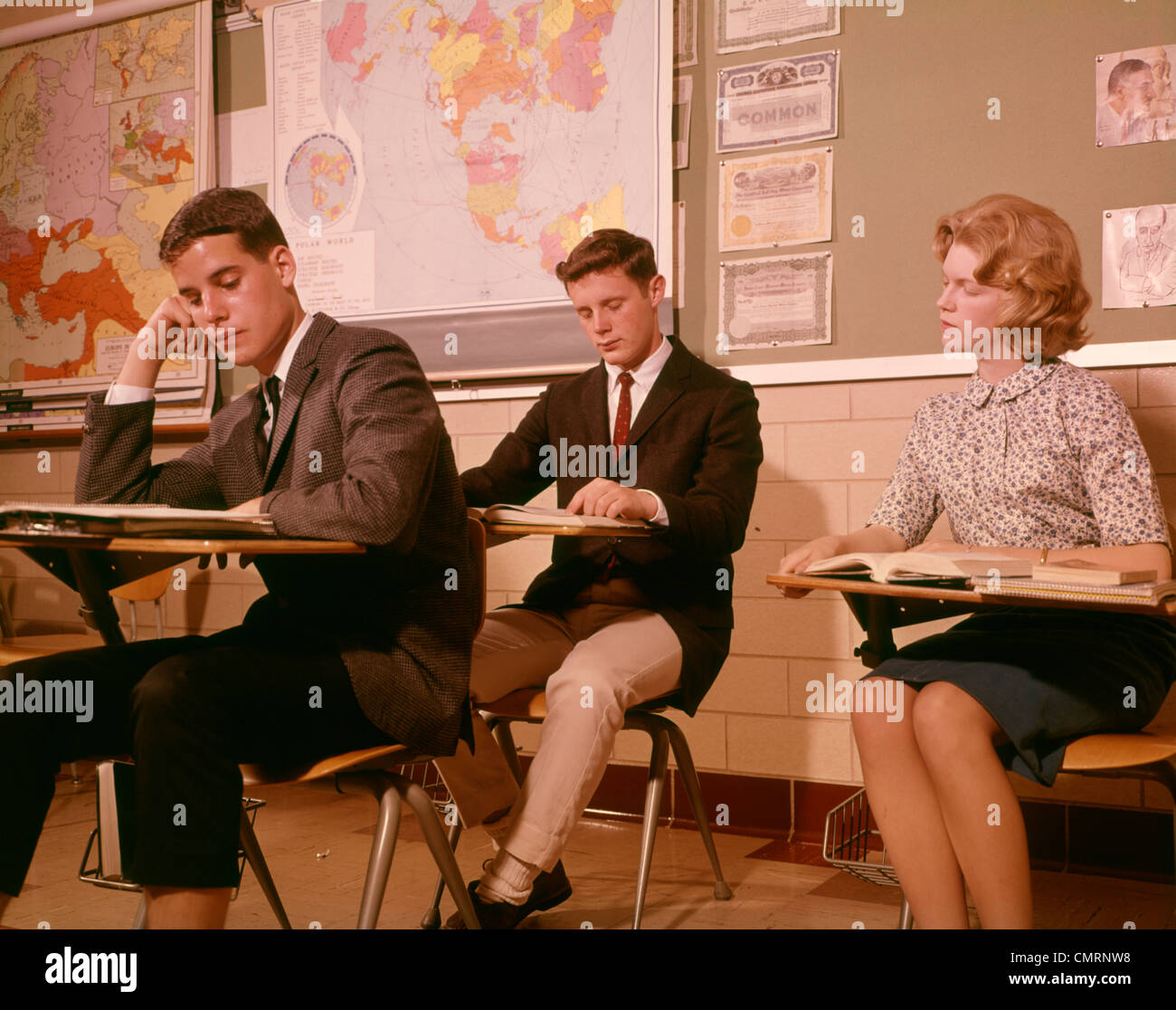Schools Education6 25 18students: 1960 1960s 3 COLLEGE HIGH SCHOOL STUDENT STUDENTS SITTING