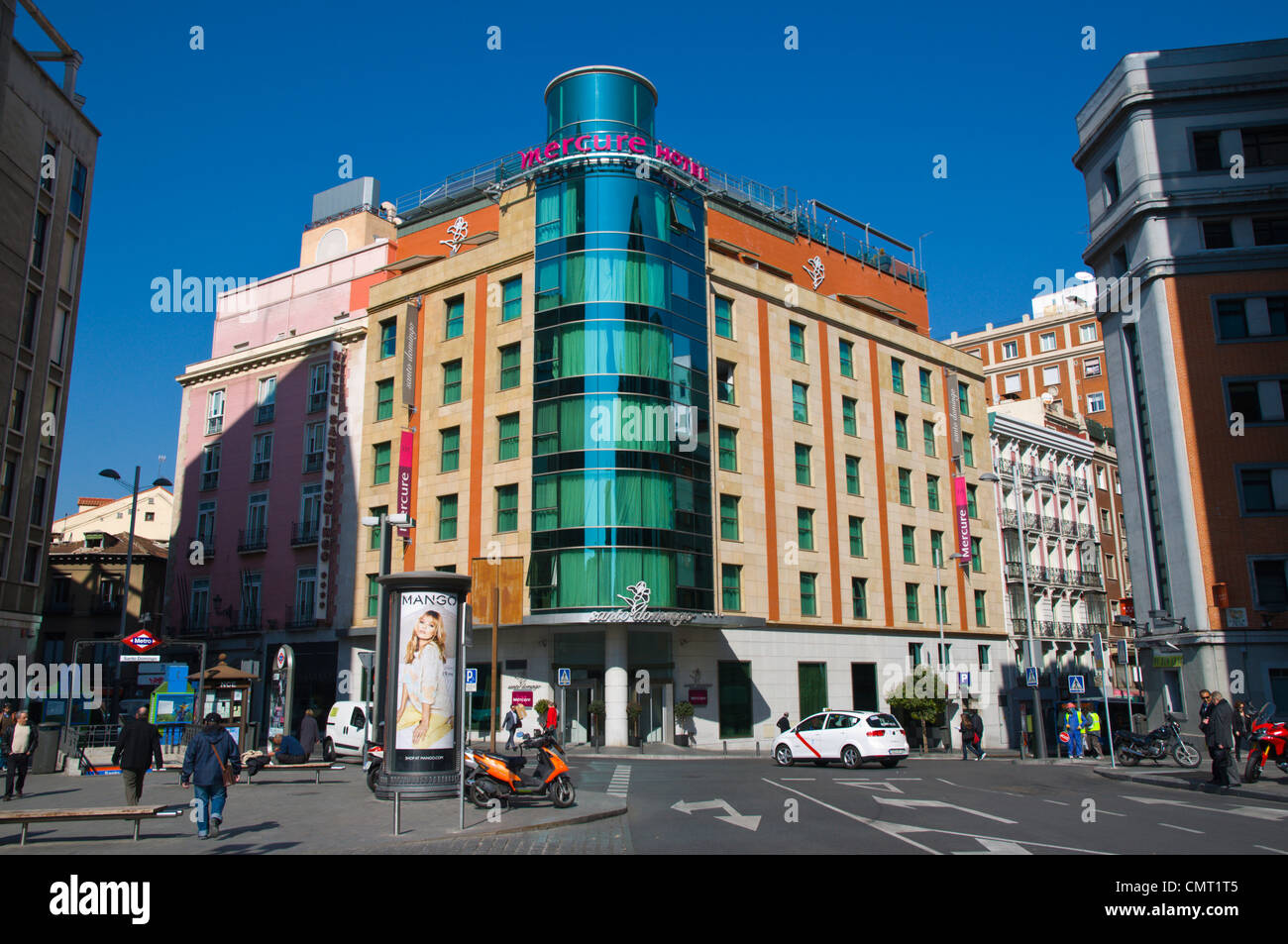 Hotel exe central madrid hotel exe el coloso madrid with hotel exe central madrid affordable - Exe central madrid ...