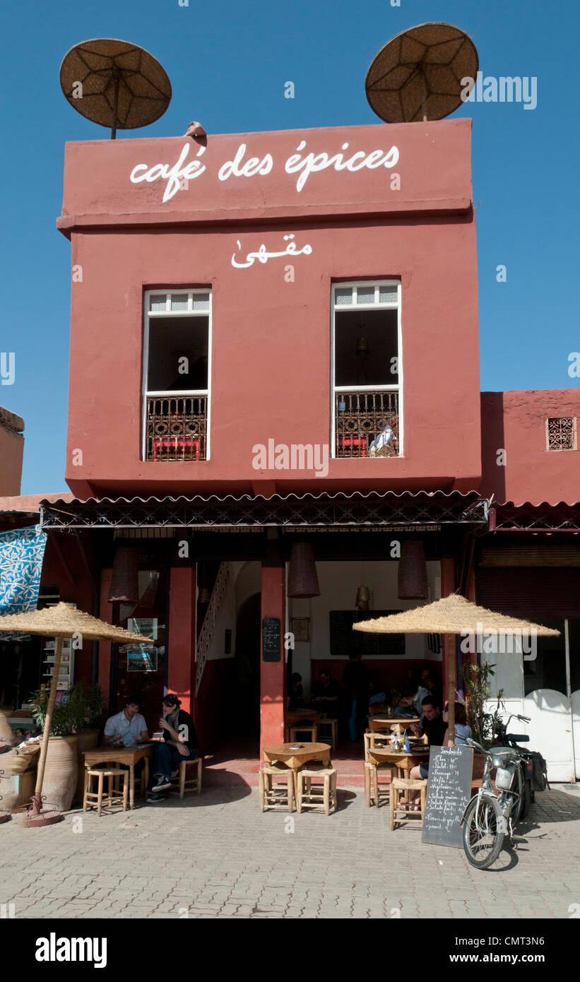 Marrakech Medina Cafe Stock Photos Marrakech Medina Cafe