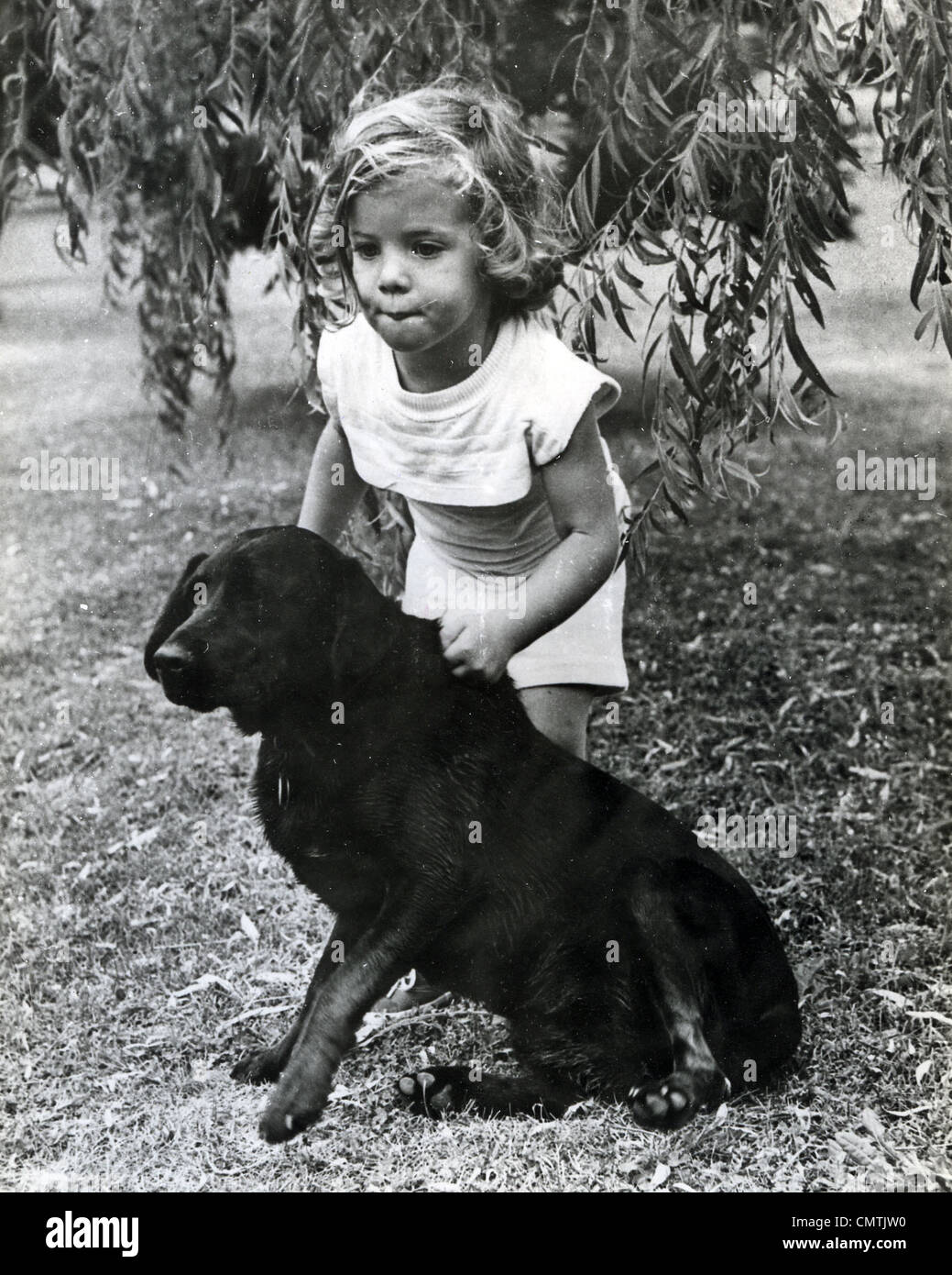 Caroline bouvier kennedy stock photos caroline bouvier kennedy caroline bouvier kennedy daughter of john and jackie kennedy about 1965 stock image altavistaventures Images