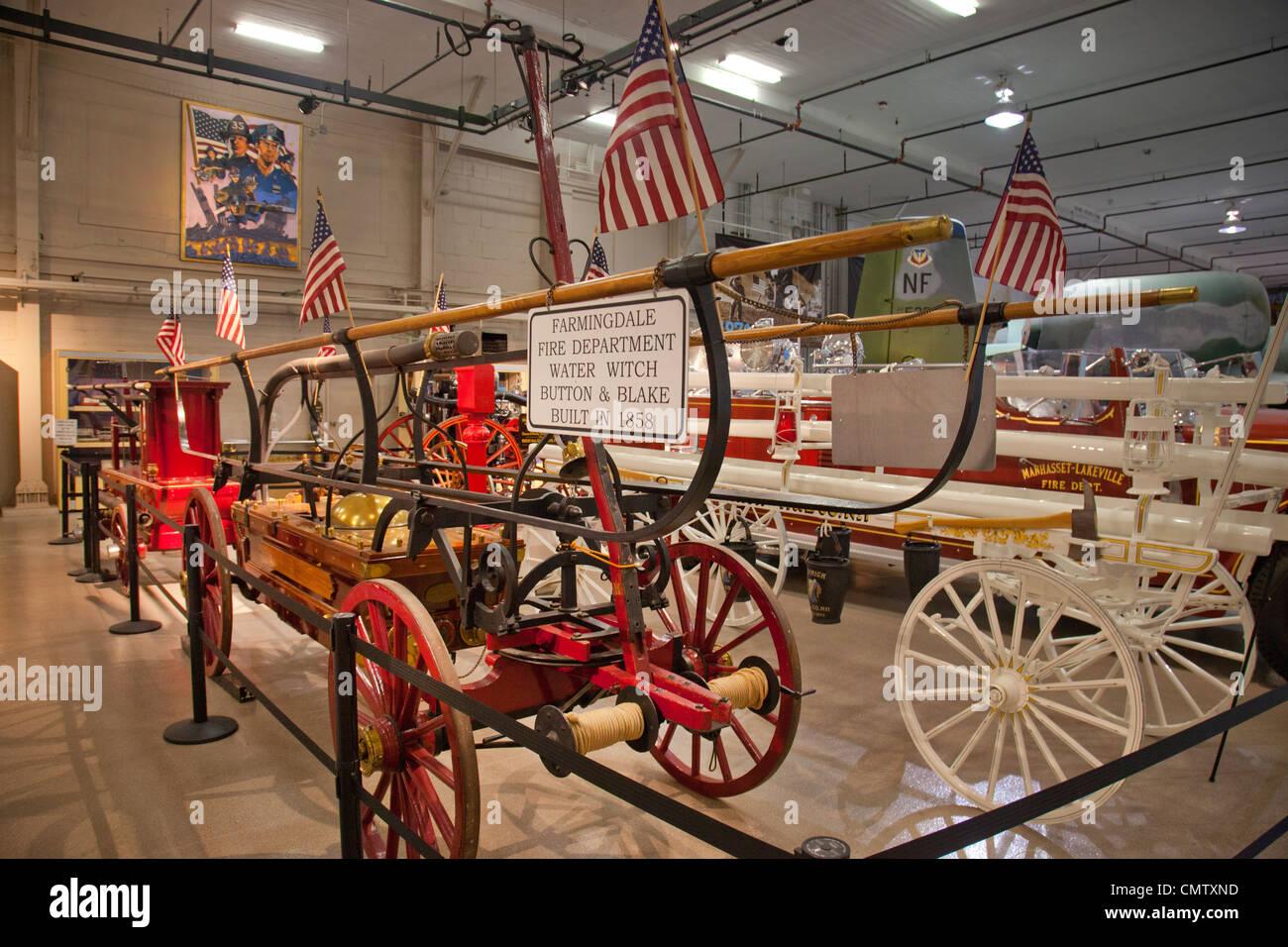 New York Fire Museum Stock Photos & New York Fire Museum Stock ...
