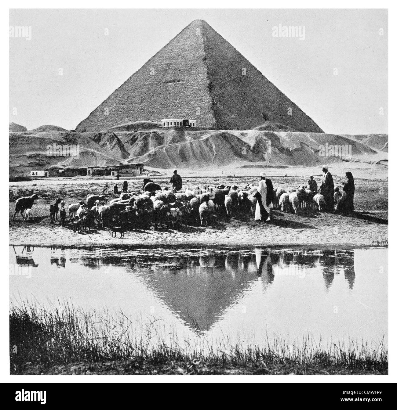 the great pyramid of giza as the oldest of the seven wonders of the world The great pyramid of giza, the oldest of the seven wonders of the ancient world, has remained an architectural mystery how was it built why are its dimensions so perfect and, er, can it concentrate electromagnetic energy yes, it can, allegedly, according to a paper published in the journal of applied physics.