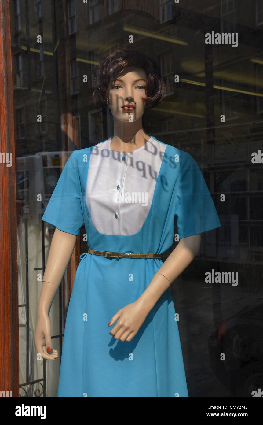 Vintage clothing in the uk