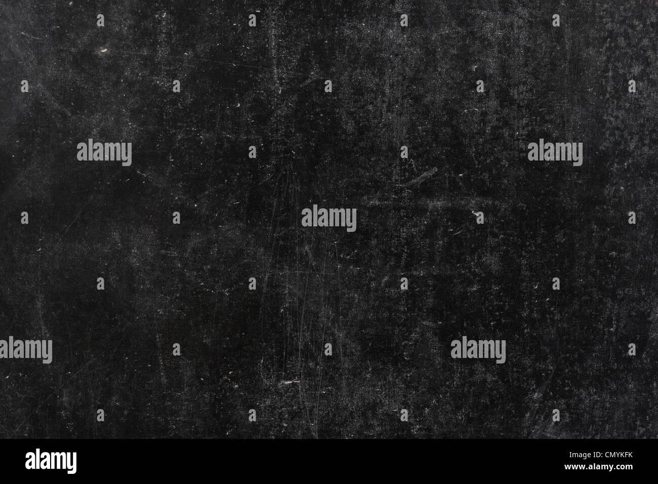 school blackboard texture - Stock Image