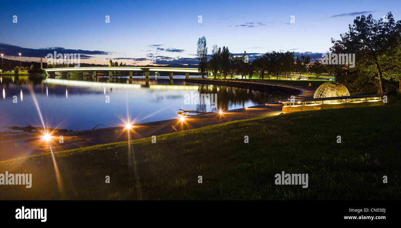 Canberra, ACT - Stock Image