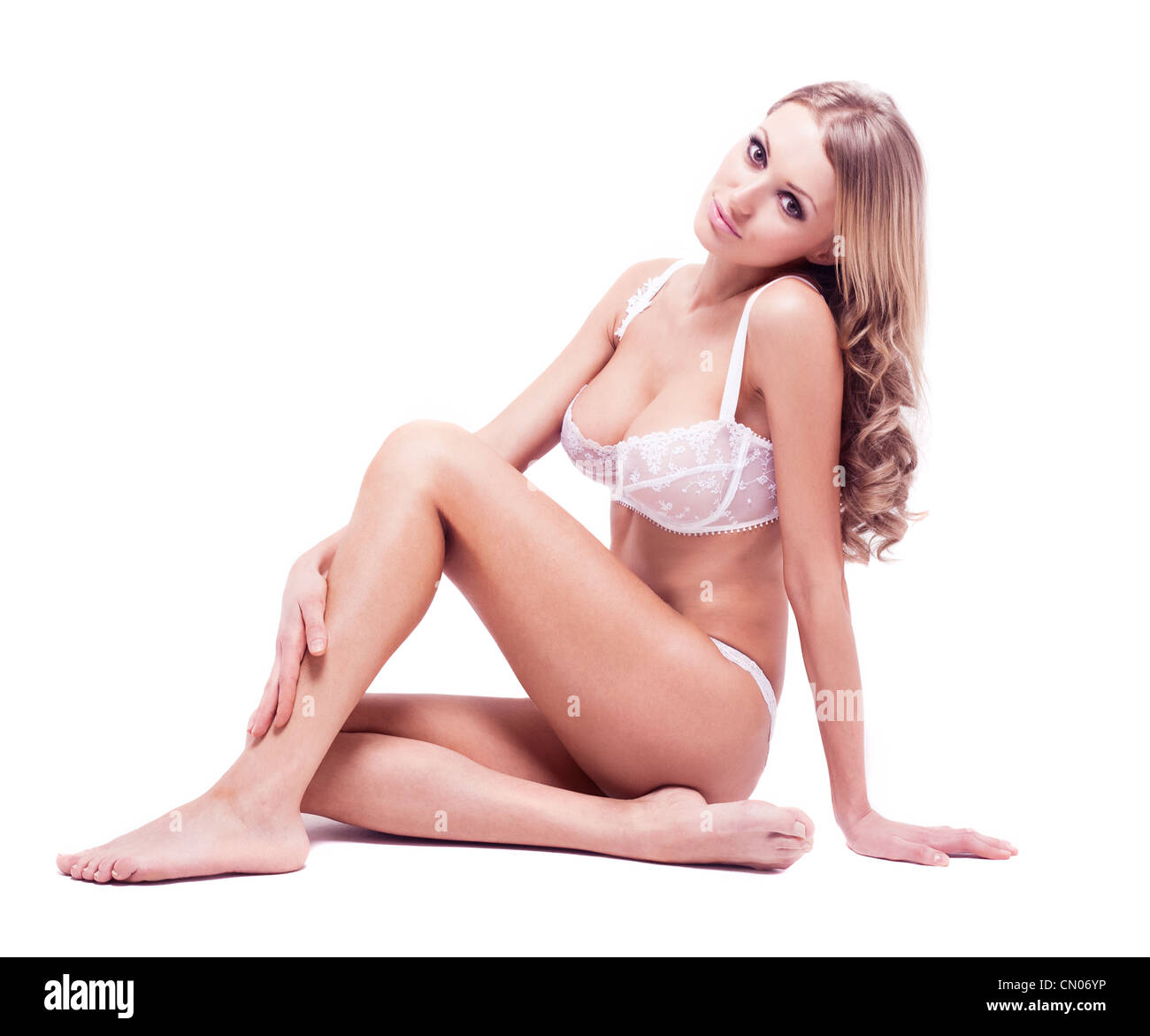 233b7a29f58d sexy young woman wearing underwear Stock Photo: 47333994 - Alamy