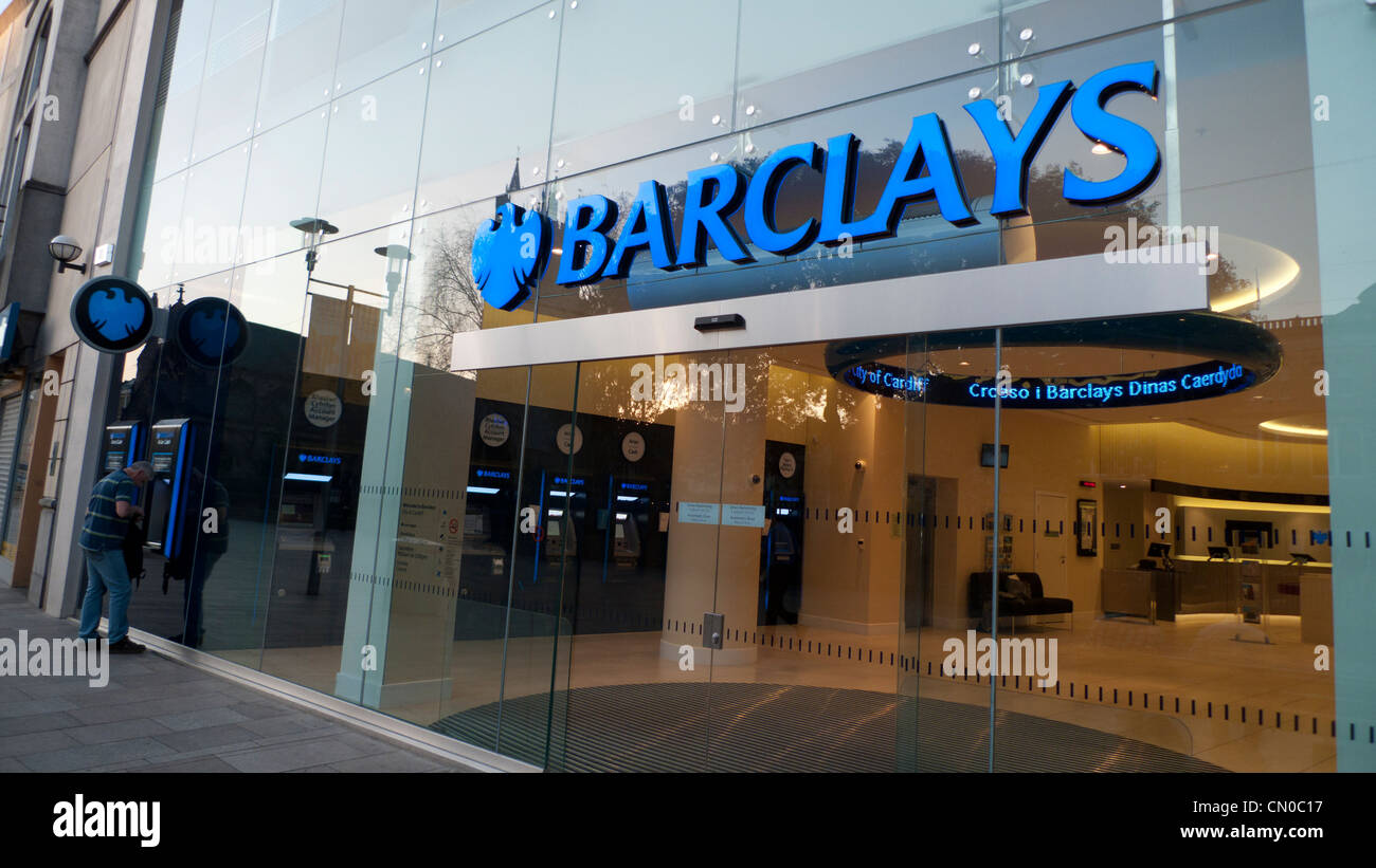 Barclays Norwich City Centre