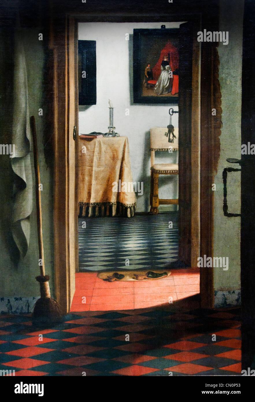 https://c8.alamy.com/comp/CN0P53/vue-d-interieur-ou-les-pantoufles-view-or-inside-slippers-by-samuel-CN0P53.jpg