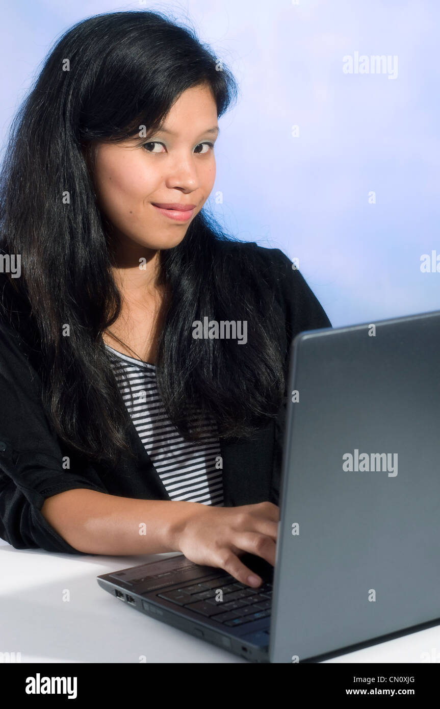 business woman in the philippines