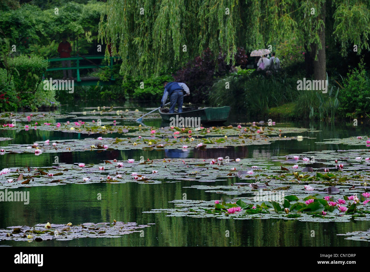 Giverny Monet High Resolution Stock Photography And Images Alamy