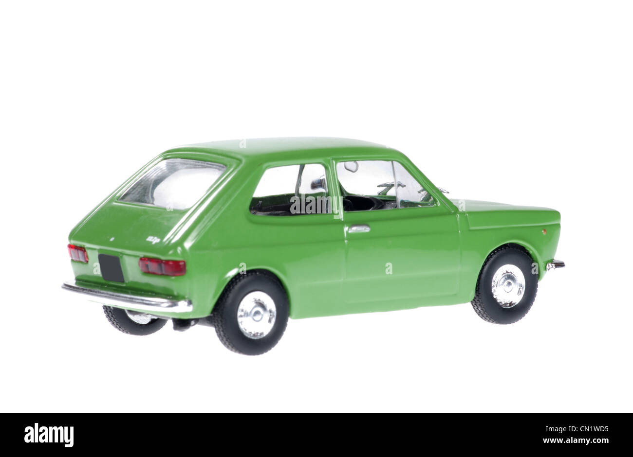 Fiat 127 p old small car Stock Photo: 47370433 - Alamy