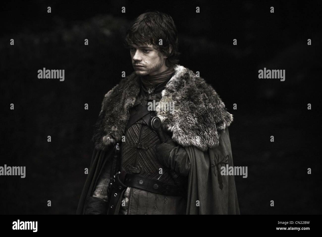 GAME OF THRONES (TV) (2011) ALFIE ALLEN, 002 MOVIESTORE COLLECTION LTD - Stock Image