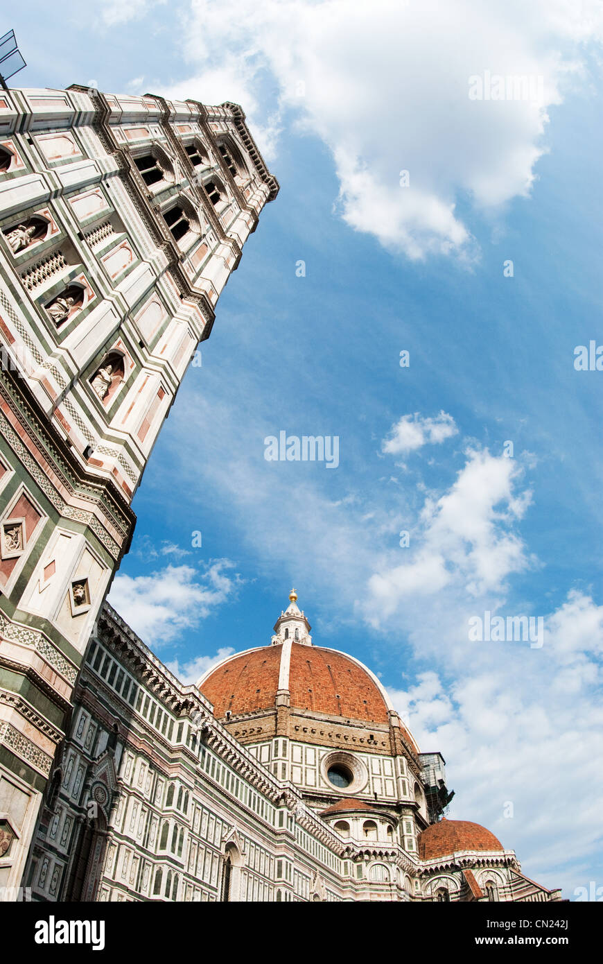 Florence cathedral, Florence, Italy - Stock Image