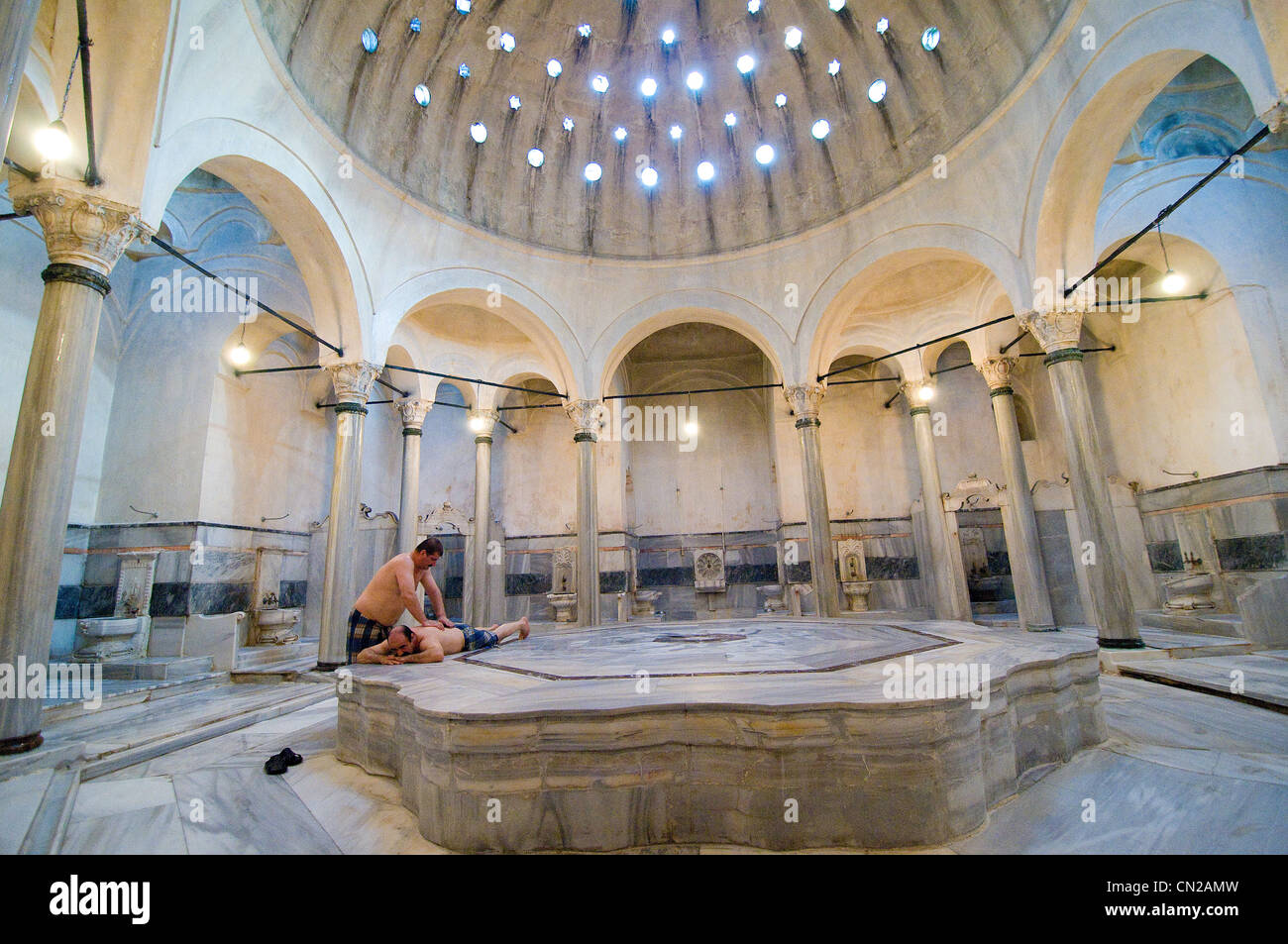 ca alo lu hamam in sultanahmet istanbul was built by sultan mahmud i stock photo 47380841 alamy. Black Bedroom Furniture Sets. Home Design Ideas