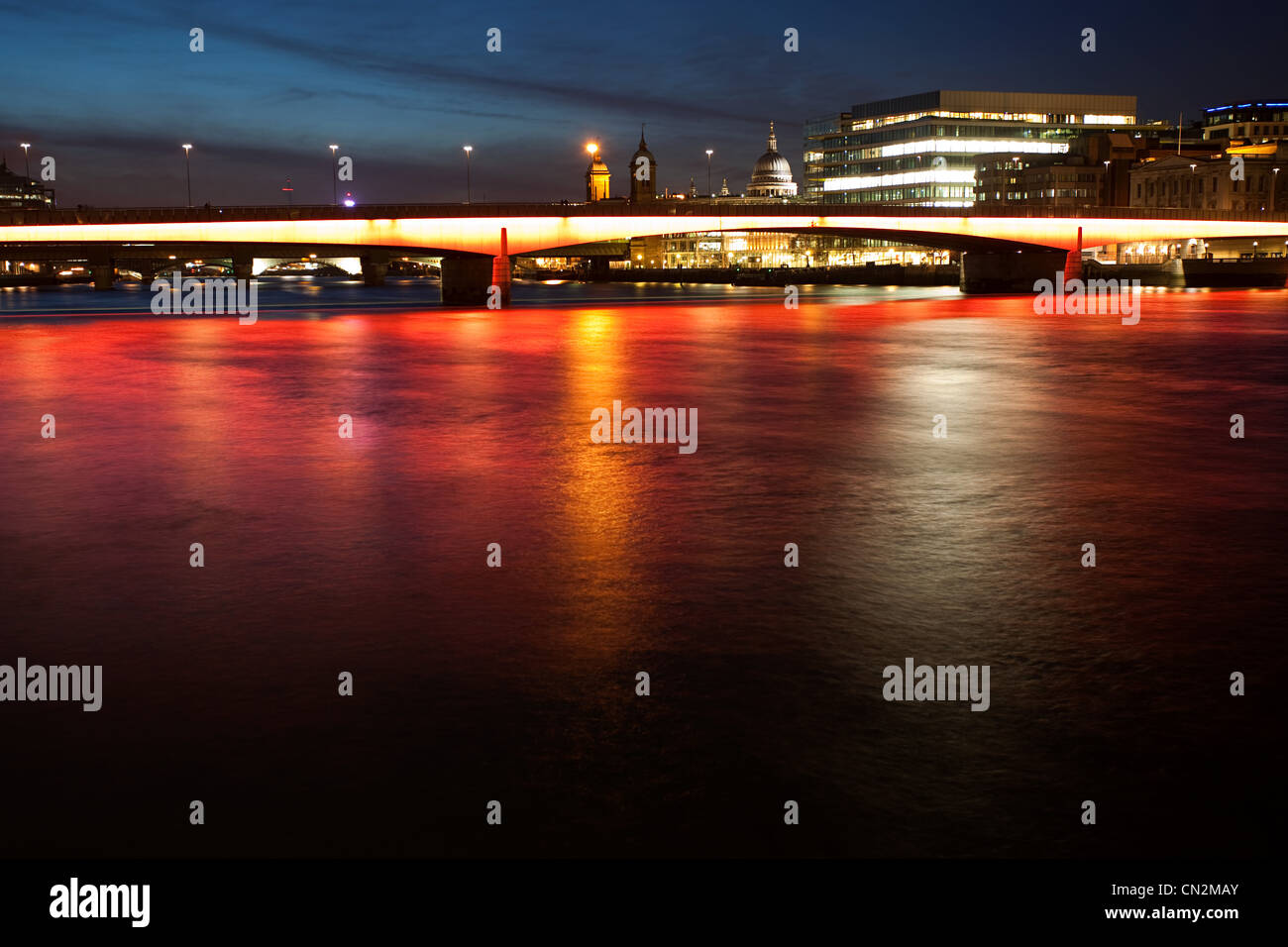 London Bridge, London, UK - Stock Image