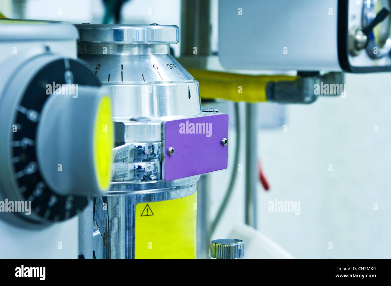 Scientific equipment - Stock Image