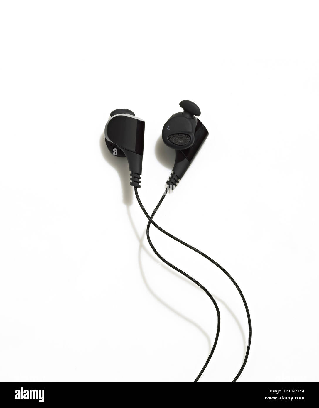 Earbuds - Stock Image