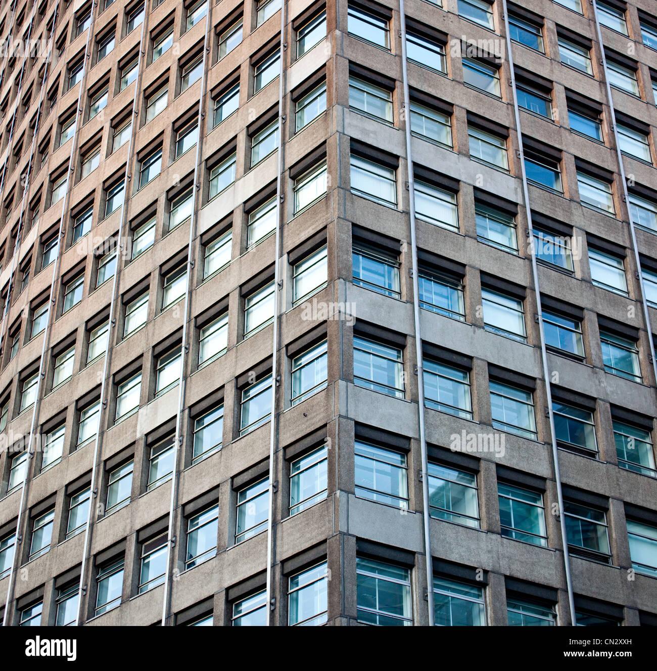 Tower block, London, England - Stock Image