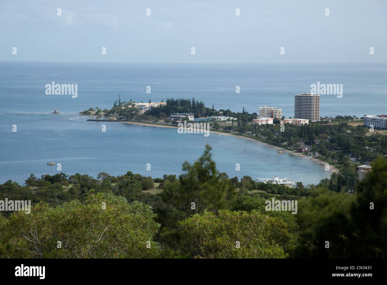 Noumea New Caledonia - Stock Image