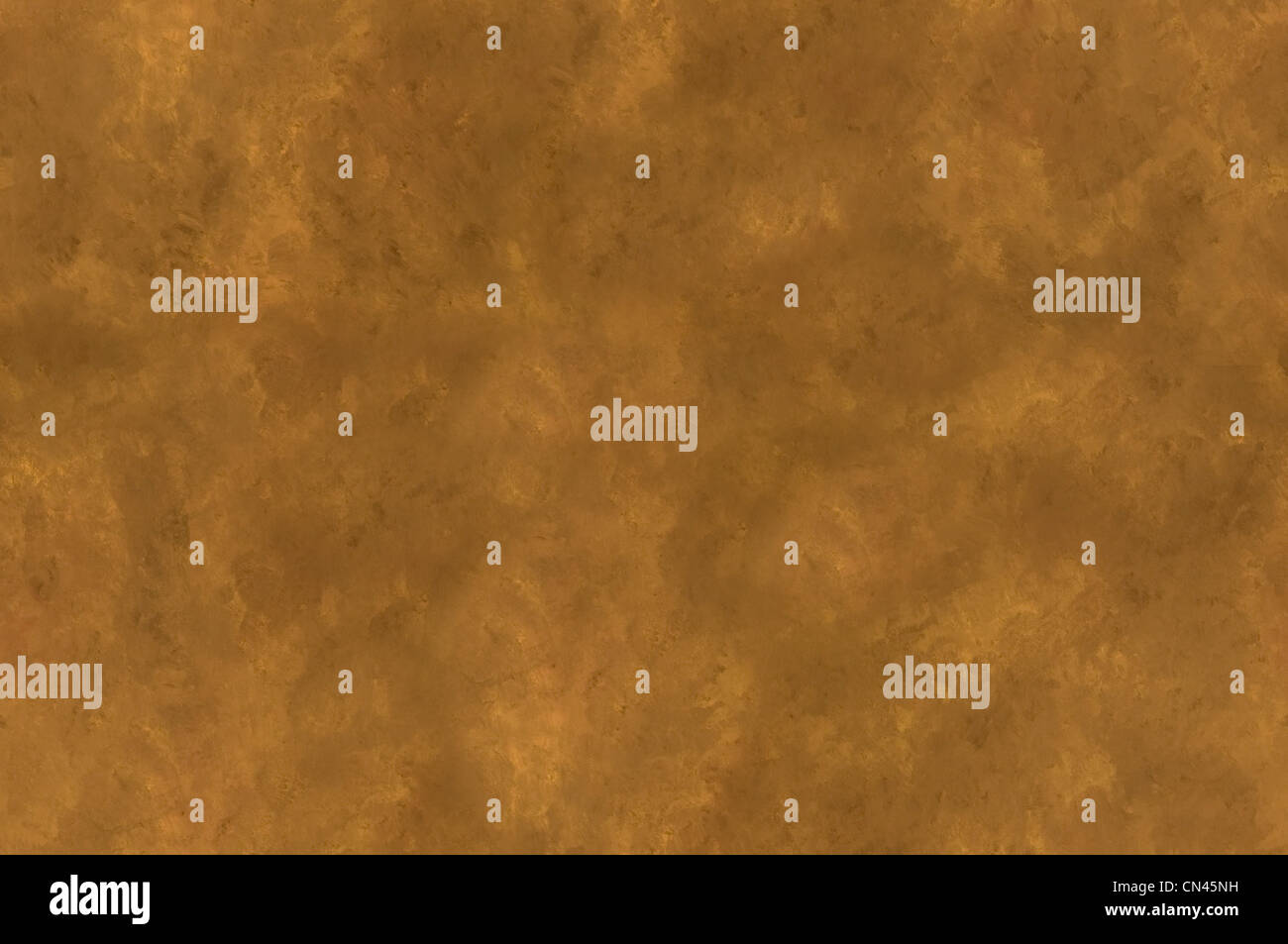 Brown mottled canvas background seamlessly tileable - Stock Image