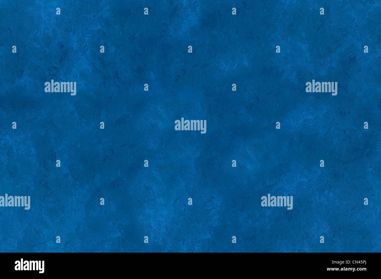 Blue mottled canvas background seamlessly tileable - Stock Image